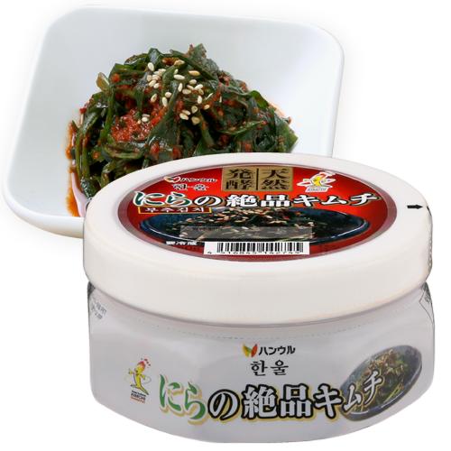 ハンウル にらの絶品キムチ(150g)