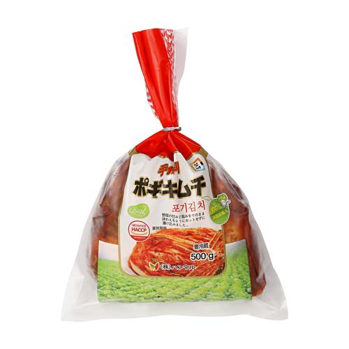 ハンウル 手作りポギキムチ(500g)